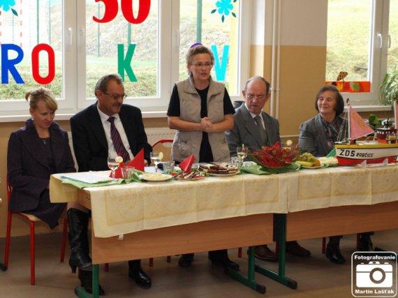 príhovor riaditeľky Balakovej