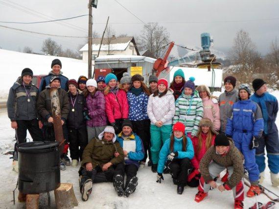 lyžiarsky výcvik